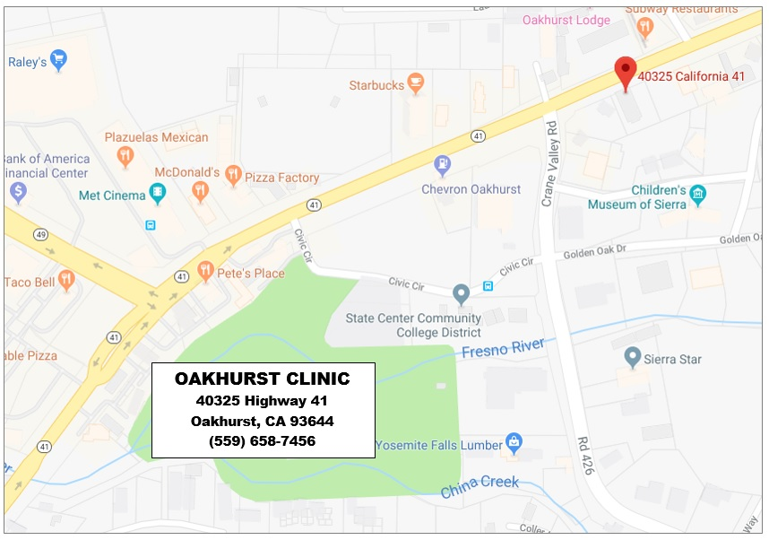 Clinic Services   Madera County