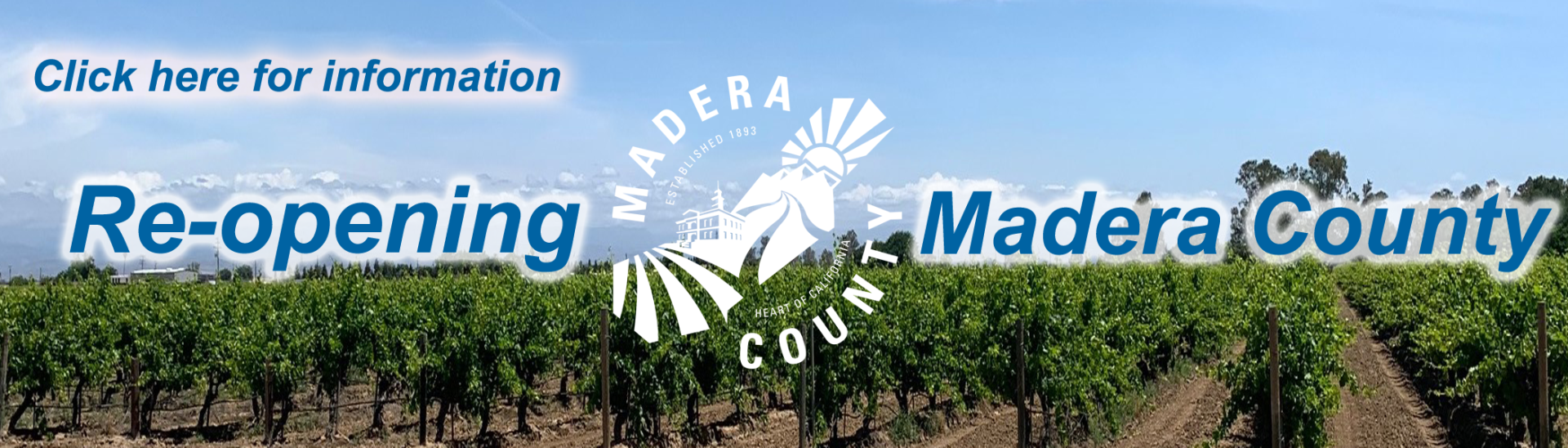 madera county department of public health reopening