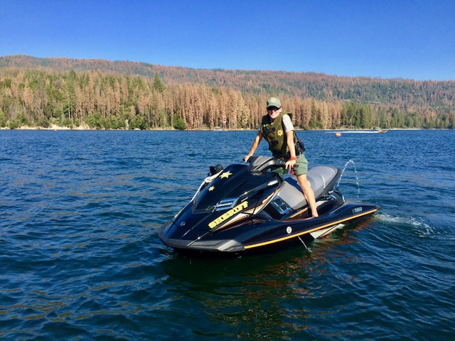 Bass Lake Boat Patrol Madera County