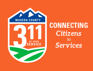 311 logo connecting citizens to services