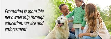 Promoting resposible pet ownership